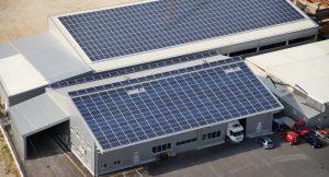 Solar Dachpacht